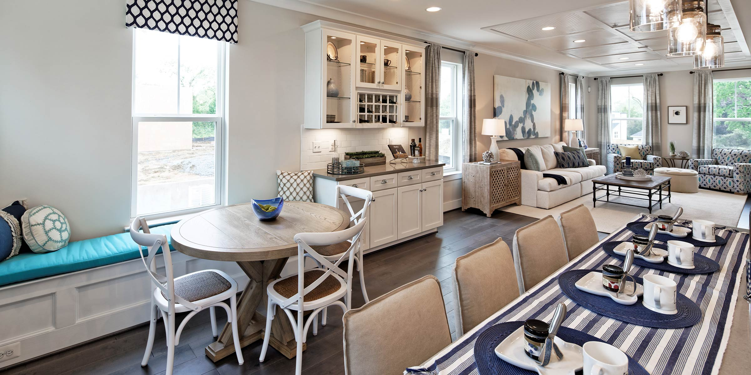 Dining Space, Townhomes in Annapolis MD