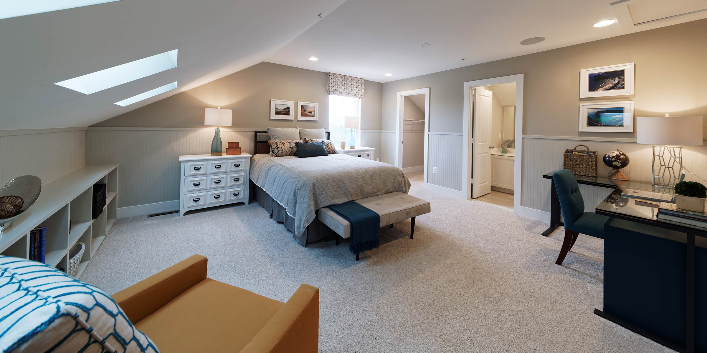 Bedroom, Townhomes in Annapolis MD